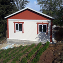 Bahçe Evi 65m²